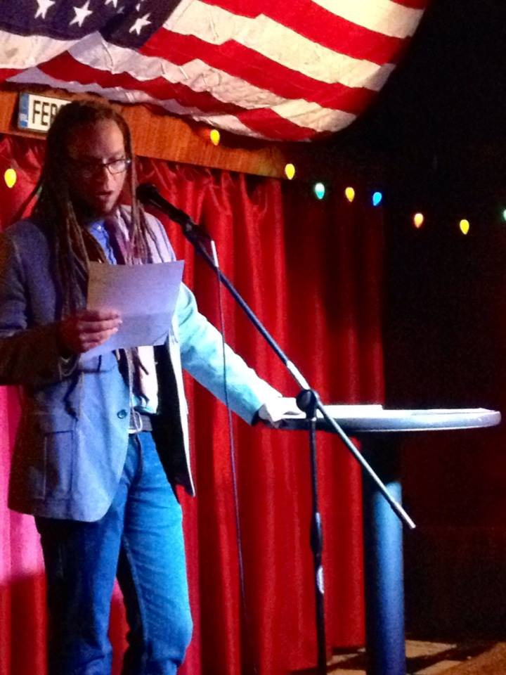 Iain Haley Pollock reads new poems at E-Verse Equinox