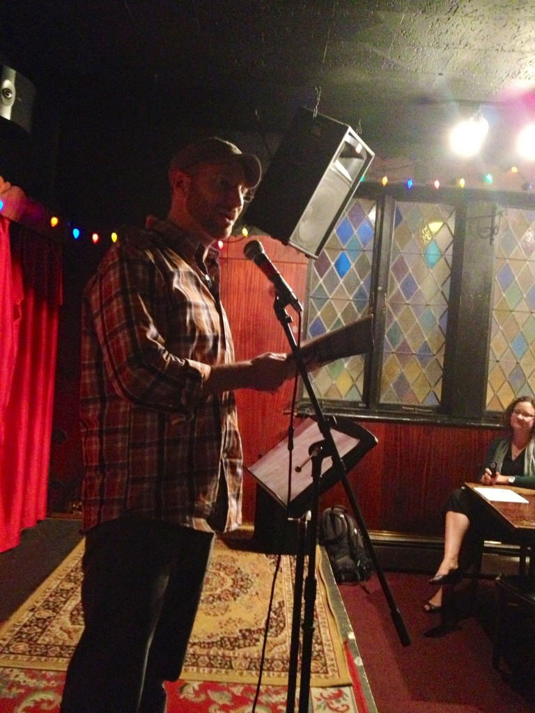 Paul Siegell kicks off with some new poems and a few classics.