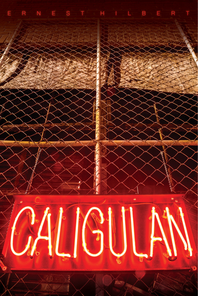Caligulan_front cover